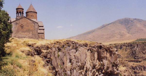 levné letenky Arménie Jerevan