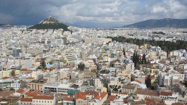 letenky Atény