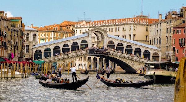 levné letenky Benátky