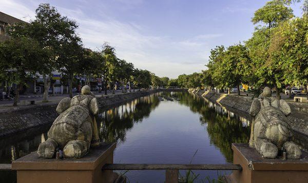 Levné letenky Chiang Mai Thajsko