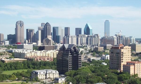 levné letenky do Dallasu
