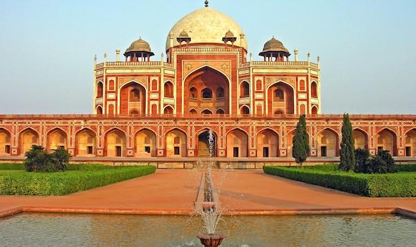 levné letenky Indie Dillí