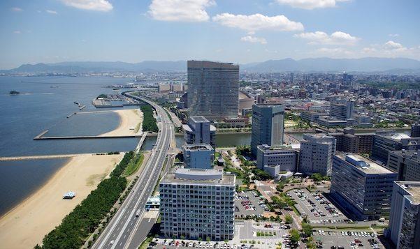 levné letenky Fukuoka Japonsko