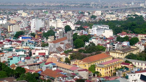 levné letenky Hanoj, Vietnam