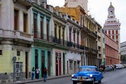 Levné letenky Kuba Havana