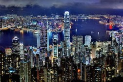 letenky Hong Kong