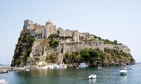 akční zájezd Ischia