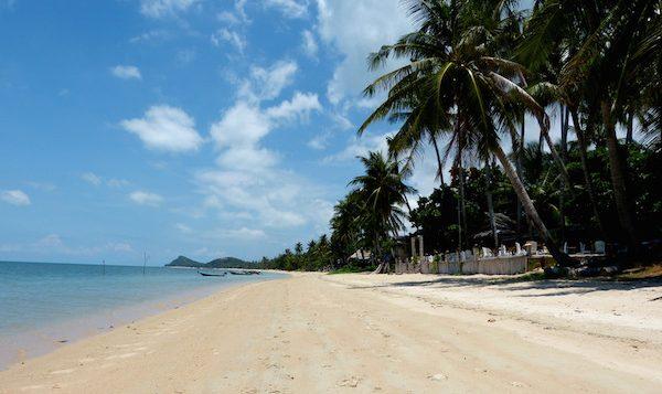 levné letenky Thajsko Koh Samui
