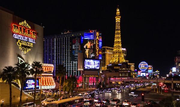 letenky Las Vegas