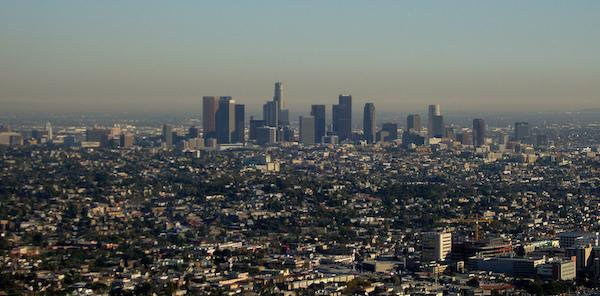 levné letenky Los Angeles USa