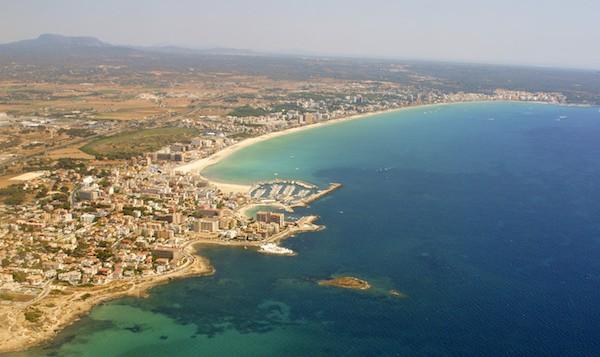 levné letenky Mallorca