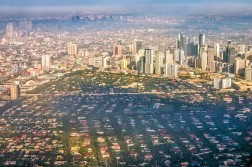 levné letenky Manila