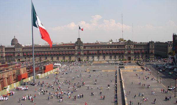 levné letenky Mexico City Mexiko