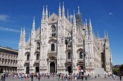 letenky Miláno