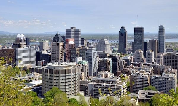 levné letenky Montreal