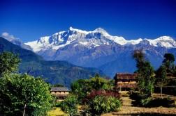 levné letenky Káthmándú Nepál
