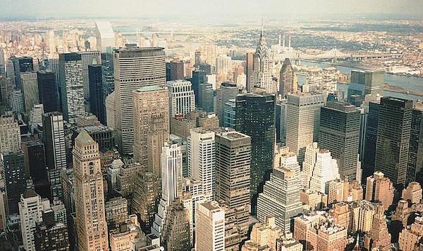 levné letenky New York