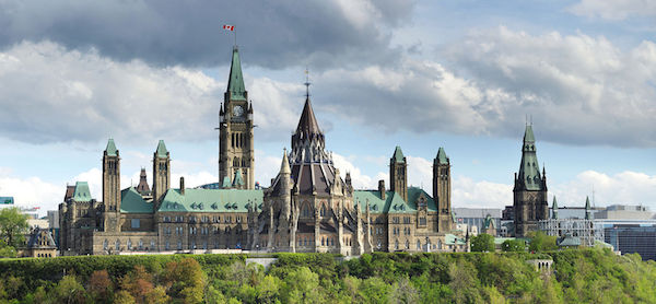 levné letenky Ottawa Kanada