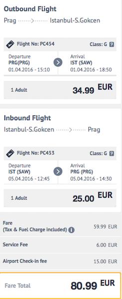 levné letenky Istanbul