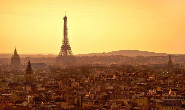 levné letenky Paříž