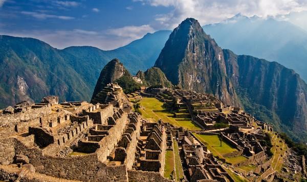 levné letenky Peru