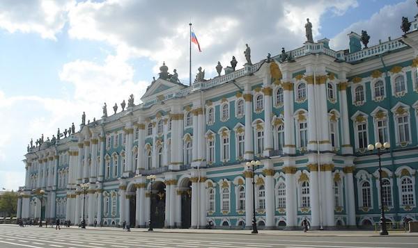 levné letenky Petrohrad