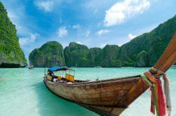 levné akční letenky Phuket thajsko