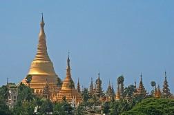levné letenky Barma Rangún