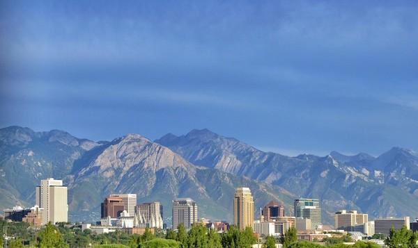 Letenky Salt Lake City