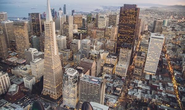 levné letenky San Francisco