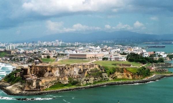 levné letenky Portoriko, San Juan