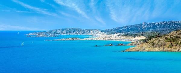 levné letenky Sardínie