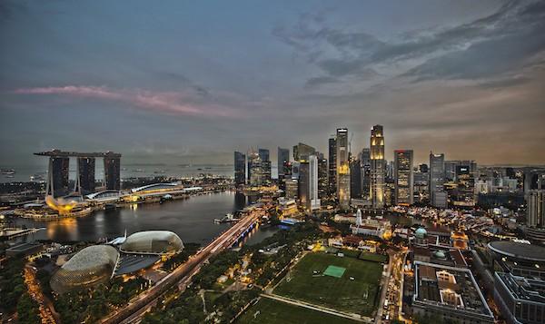 levné letenky Singapur