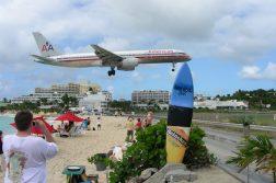 levné letenky Svatý Martin Karibik