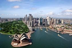 levné letenky Austrálie