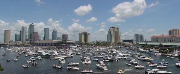 Levné letenky Tampa Florida