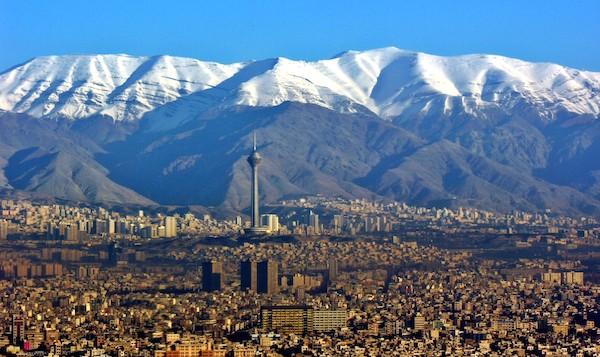 letenky Teherán