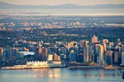 levné letenky Vancouver Kanada