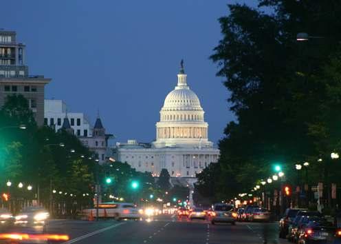 levné letenky Washington