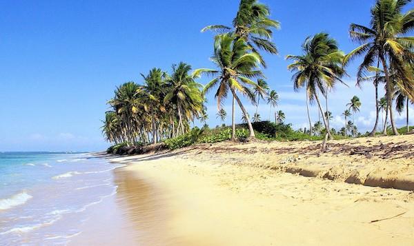 levné letenky Dominikánská republika