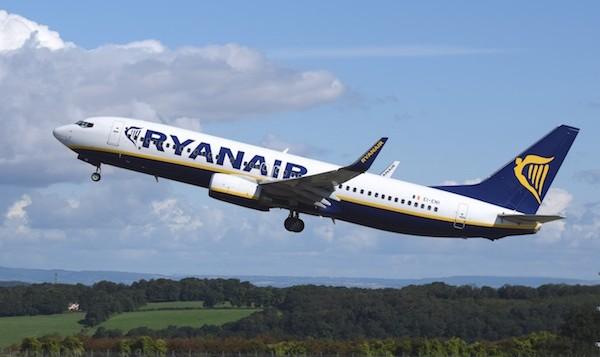 levné letenky Ryanair